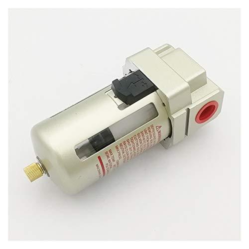 De Aire Regulador Filtro neumático de filtro de filtro de la serie Mini Filtros de filtro de compresores para Completarsor (Specification : Fiber filter)