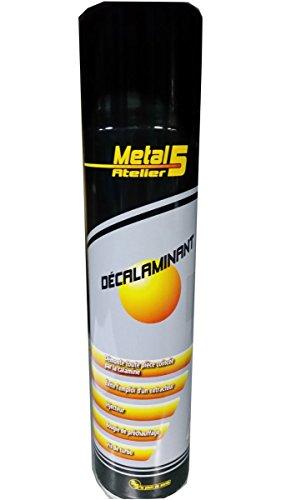 METAL 5 Décalaminant Professionnel Atelier 400ml
