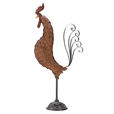 Chicken Lawn Garden Sculptures Statues