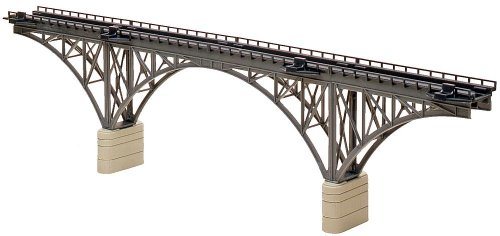 Faller 222581 Deck STL Arch Bridge N Scale Building Kit, 16""