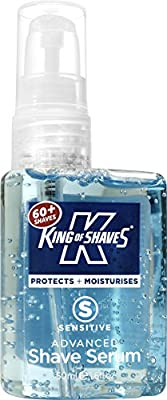 King of Shaves Sensitive Shave Face Serum for Men 50ml from The King of Shaves Company Ltd