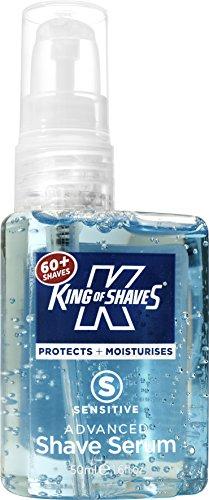 Kings of Shave Sérum de Rasage pour Peau Sensible 50 ml