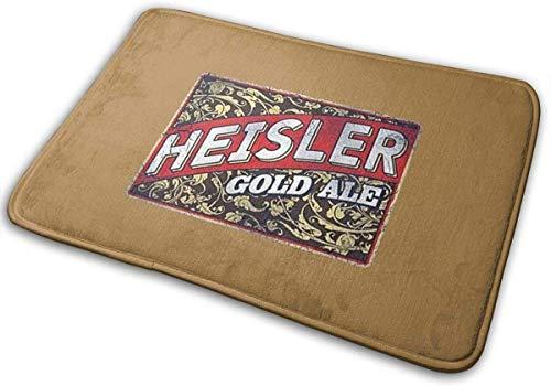hgfyef Fußmatte Heisler Bier Lustige Innenausstattung Hallo Fußmatten saugfähige Matten Teppich Teppich