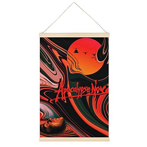 Juliyeh Apocalypse Now 1 affiche de film classique à suspendre sur toile 40,6 x 61 cm