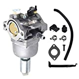 Carburetor Carb Kit Fits for 42'Troy Bilt Pony riding mower replacement for Briggs & Stratton 17.5 I/C OHV Engin Lawn Mower Tractor Tune-Up Kit