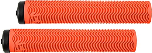 Cult Ricany Flangeless Manopole BMX (Orange)