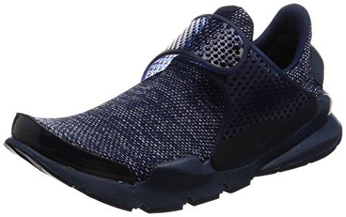 Nike Mens Sock Dart Br Midnight Navy/Midnight Navy Running Shoe 10 Men US