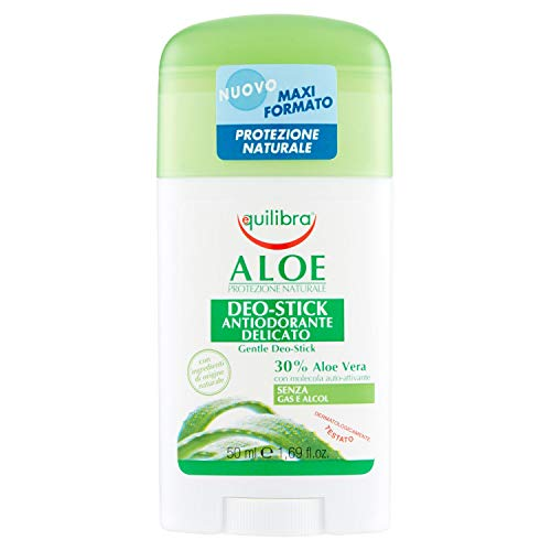 Equilibra Aloe Deo Stick, 50 ml