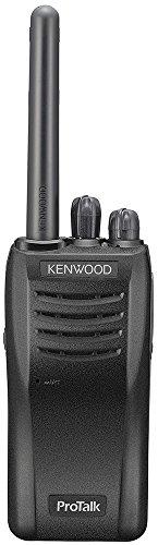 Kenwood Protalk TK-3501T PMR446Zwei-Wege-Funkgerät, einzeln, Schwarz