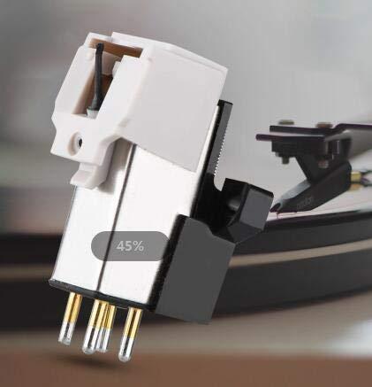 Preisvergleich Produktbild Yudanny Dynamic Magnetic mit LP Vinyl Nadel Stylus Audio Technica Plattenspieler Metall