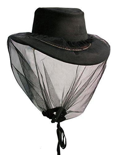 Fliegen Mücken Moskito Insekten Netz- passend für unsere Kakadu Traders Hüte