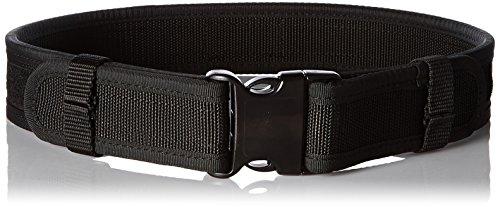 Uncle Mike's Sentinel Duty Web Belt (Large, Black)