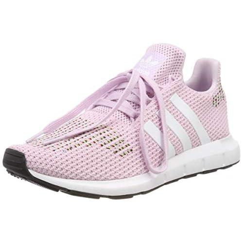 adidas Swift Run, Scarpe da Ginnastica Basse Donna, Rosa (Pink/Weiß Pink/Weiß), 37 1/3 EU