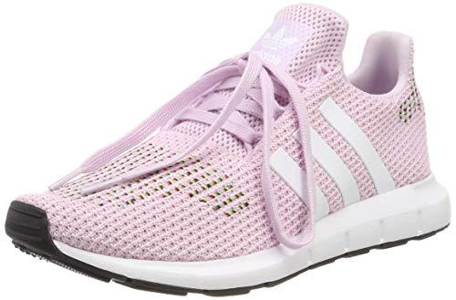 adidas Swift Run, Zapatillas para Mujer, Rosa (Pink/Weiß Pink/Weiß), 37 1/3 EU