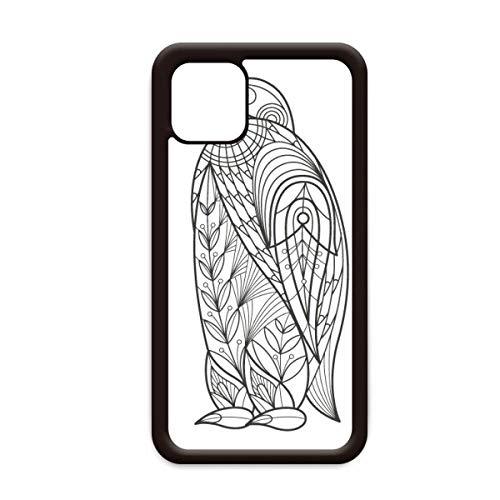 Grootste Vogel Verf Koud voor Apple iPhone 11 Pro Max Cover Apple mobiele telefoonhoesje Shell, for iPhone11 Pro Max