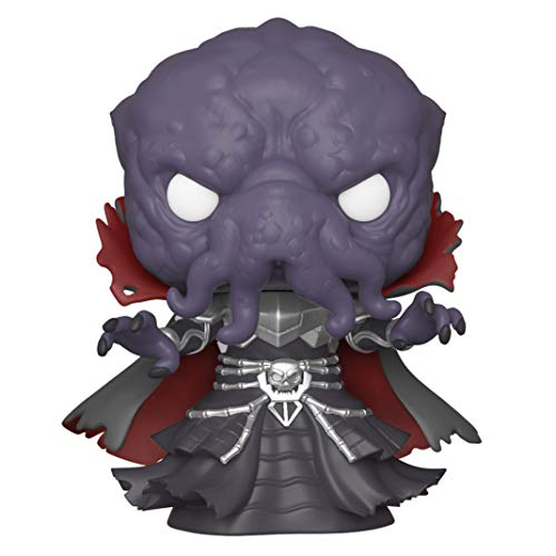 Funko 45114 POP Games: Dungeons & Dragons - Mind Flayer Collectible Toy, Multicolour