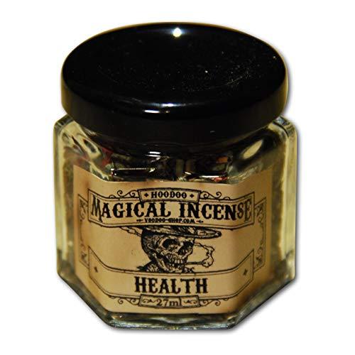 Hoodoo Räucherwerk Health | Conjure Incense für EIN Gesundheits-Ritual | Voodoo Ritual