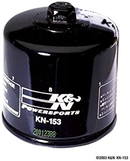 K&N AIR FILTERS KN-153 OIL FILTER