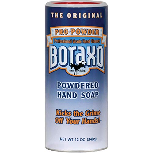 Henkel BORAXO Powdered Hand Soap,12 oz (Pack of 12)