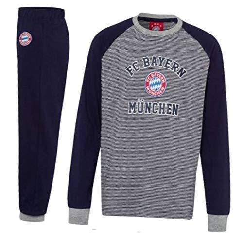 Bayern München kompatibel Kinder Schlafanzug + Sticker München Forever, Pigiama, Pajamas, Pijama, 睡衣, パジャマ, منامة (176)