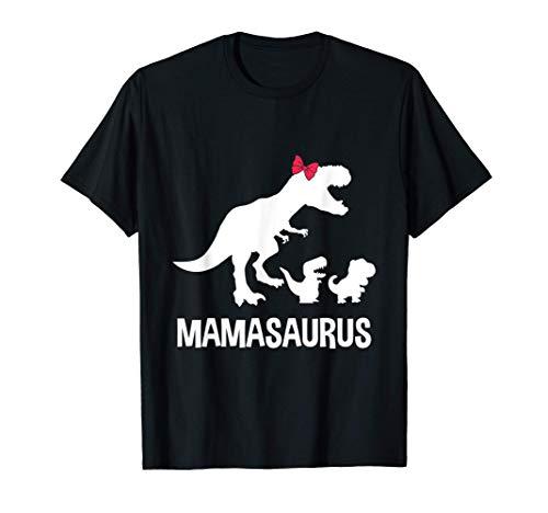 Mamasaurus - Dinosaurier Muttertag & Mutter Geschenk T-Shirt