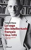 La saga des intellectuels français, II - L'avenir en miettes (1968-1989)