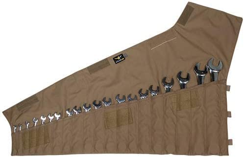 Atlas 46 Wrench Roll Pouch 20 Slot the in Coyote crafted Max Ranking TOP12 64% OFF Hand