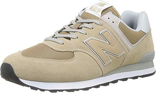 New Balance 574v2, Sneaker Uomo, Beige Hemp Ebe, 49 EU