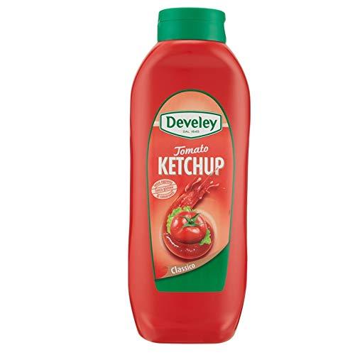 Develey Ketchup 875 ml - Cartone 8 Pezzi