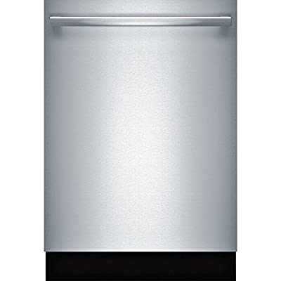 "Bosch SHXM63WS5N 24"" 300 Series Built In Fully Integrated Dishwasher with 5 Wash Cycles, in Stainless Steel"