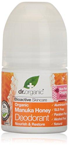 Preisvergleich Produktbild Dr Organic Manuka Honey Deodorant 50ml