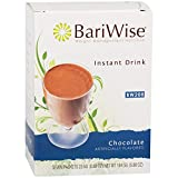 BariWise High Protein Drink Mix/Instant Low-Carb Cold Drink - Chocolate (7 Servings/Box) - Low Calorie, Low Carb, Fat Free, Gluten Free