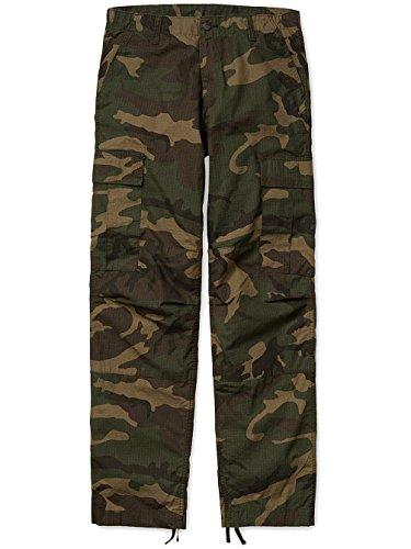 Carhartt Herren Jeans Regular Cargo Pant Mehrfarbig (CAMO Laurel) 34