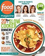Food Network Magazine April 2014 - 20 New Slow Cooker Dinners!