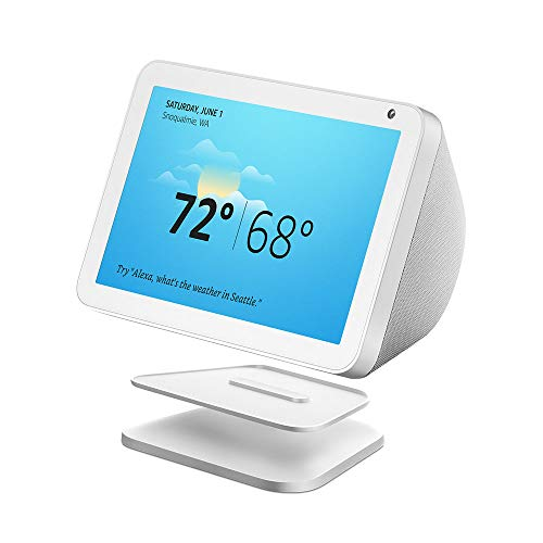 Echo Show 8 Adjustable Stand - White
