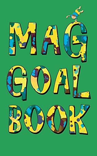 MAG Junior Gymnastics Goalbook (green cover #9): MAG junior (9) (Gymnastics Goal Books)