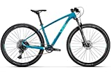 Conor WRC 29' Special Carbono SX Eagle Bicicleta, Adultos Unisex, Azul Claro (Azul), M