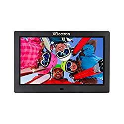 XElectron 10 inch LED Digital Photo Frame