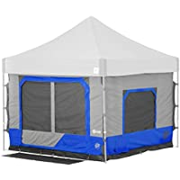 E-Z Up 6-Person Camping Cube (CC10SLRB) (Royal Blue)
