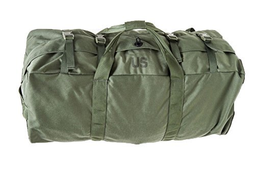 USGI Improved Sport Duffel Bag Slightly Irregular NSN# 8465-01-604-6541