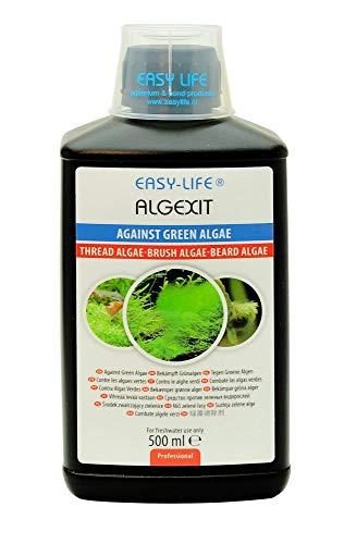 Easy Life 38 Verschiedene Sorten und Größen 250 ml - 5 Liter Profito, Carbo, Kalium, AlgExit, BlueExit, Voogle UVM. (Easy AlgExit 500 ml)