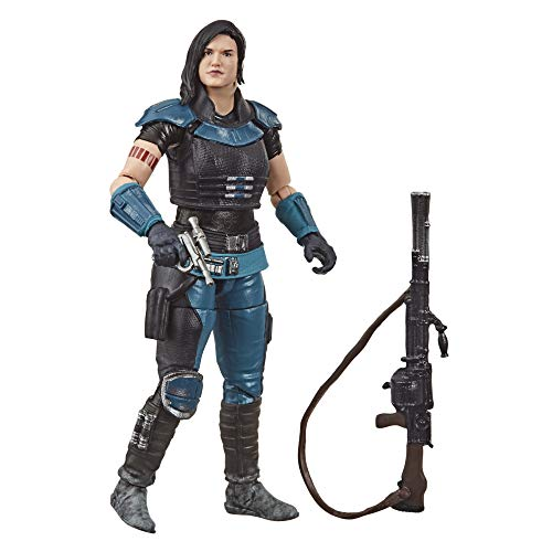 Star Wars The Vintage Collection The Mandalorian Cara Dune Toy, 3.75