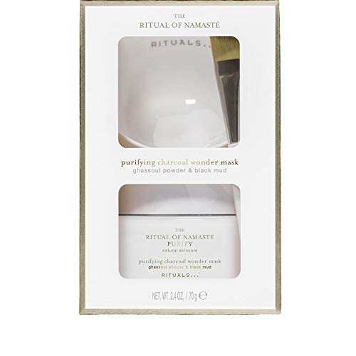RITUALS The Ritual of Namasté Charcoal Wonder Mask Purify Collection, 70 g
