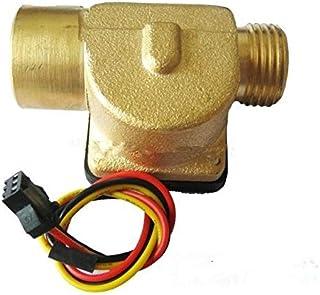 Sensor de flujo de agua – Indicador de caudal interfaz de caudal Hall para fuente de