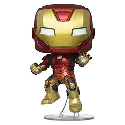 Boneco Funko Pop Marvel Avengers Iron Man 634