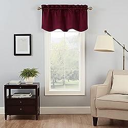 Window Treatment Valances