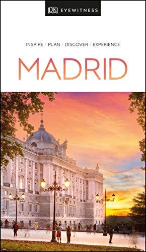 DK Eyewitness Madrid (Travel Guide)