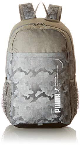 PUMA Unisex-Adult 076703-08 Backpack, black, One size