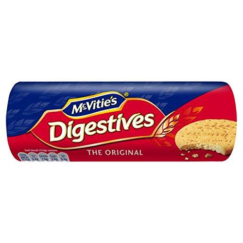 McVities Digestives (400g) importiert aus GB