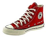 CONVERSE Chuck 70 HI Zapatos Deportivos para MUIER Rojo 171117C